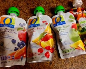 Juice and Veggie Packs